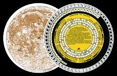 Nomogram Faz Księżyca, autor: Stefan Janta - Planetarium Śląskie