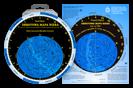 Obrotowe Mapy Nieba PTMA: platikowa - najdokładniejsza, foliowana - najtańsza